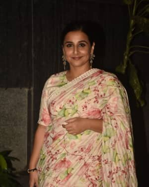 Vidya Balan - Photos: Celebs Spotted At Bandra