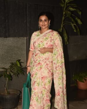 Vidya Balan - Photos: Celebs Spotted At Bandra | Picture 1746877