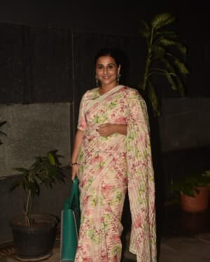 Vidya Balan - Photos: Celebs Spotted At Bandra | Picture 1746876