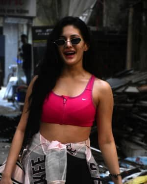 Amyra Dastur - Photos: Celebs Spotted At Bandra | Picture 1755854