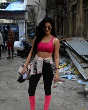 Amyra Dastur - Photos: Celebs Spotted At Bandra | Picture 1755856