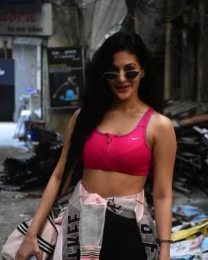 Amyra Dastur - Photos: Celebs Spotted At Bandra | Picture 1755855