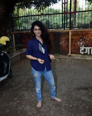 Photos: Fatima Sana Shaikh Spotted at Bandra | Picture 1755869