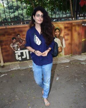 Photos: Fatima Sana Shaikh Spotted at Bandra