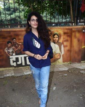 Photos: Fatima Sana Shaikh Spotted at Bandra | Picture 1755868
