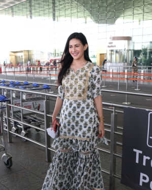 Amyra Dastur - Photos: Celebs Spotted At Airport | Picture 1756101