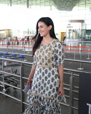 Amyra Dastur - Photos: Celebs Spotted At Airport | Picture 1756103