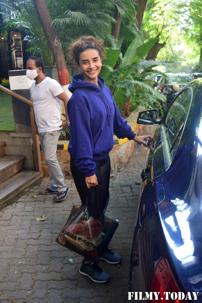 Patralekha - Photos: Celebs Spotted At Gym In Bandra   Picture 1756448