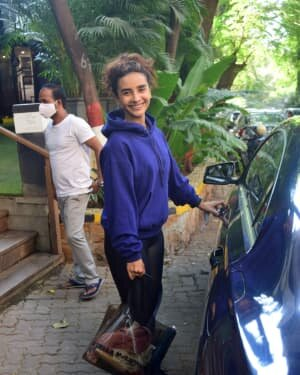 Patralekha - Photos: Celebs Spotted At Gym In Bandra | Picture 1756448