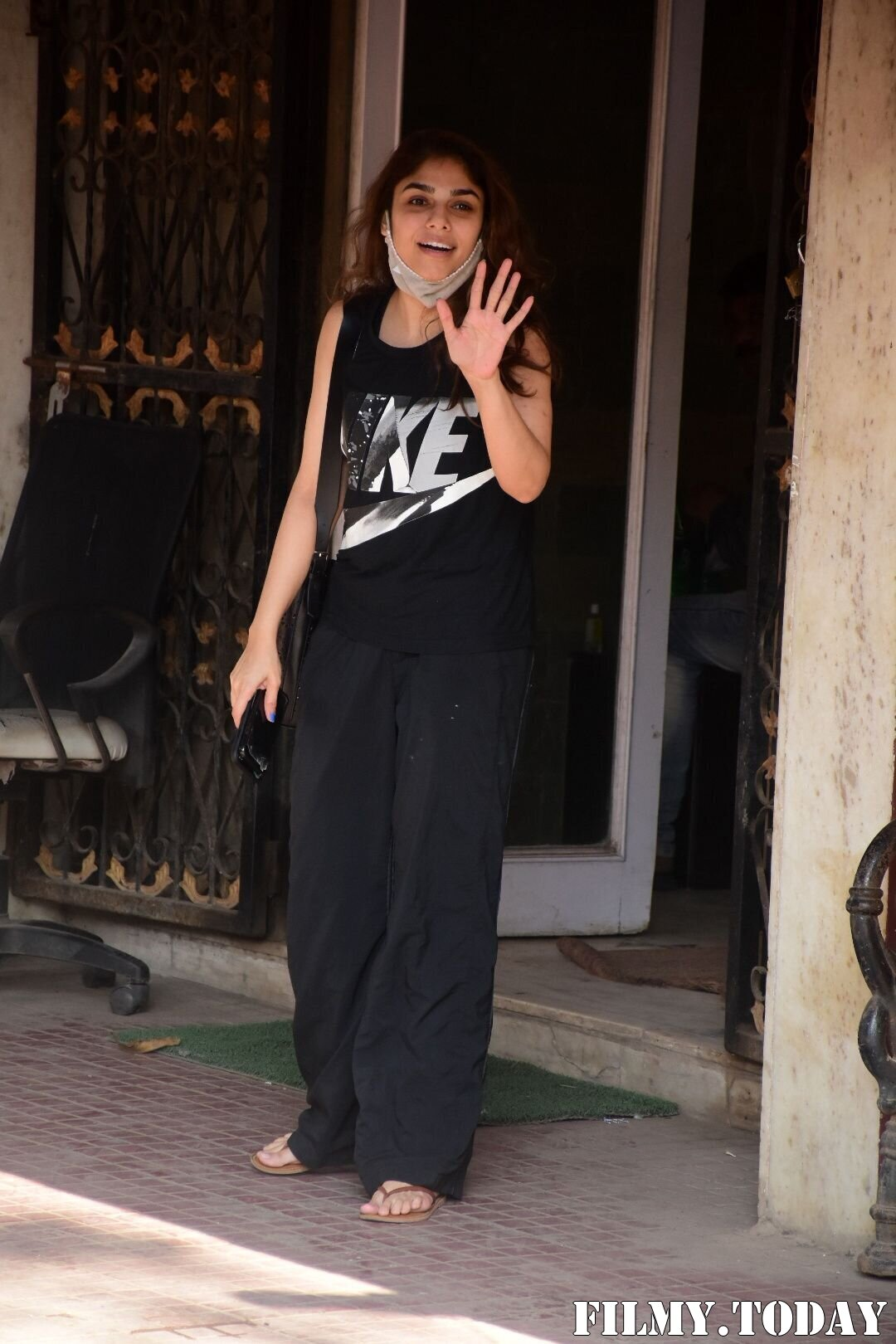 Sharmin Segal - Photos: Celebs Spotted At Gym In Khar | Picture 1756798