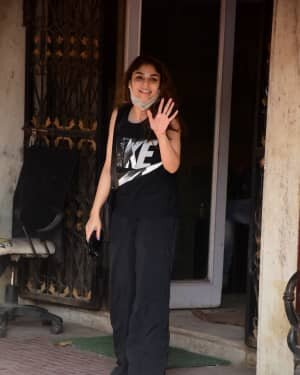 Sharmin Segal - Photos: Celebs Spotted At Gym In Khar