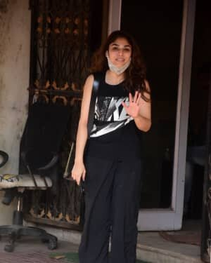 Sharmin Segal - Photos: Celebs Spotted At Gym In Khar | Picture 1756800