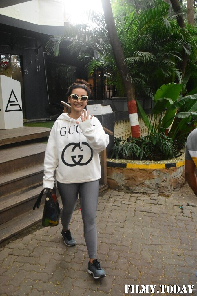 Patralekha - Photos: Celebs Spotted At Gym In Bandra   Picture 1756819