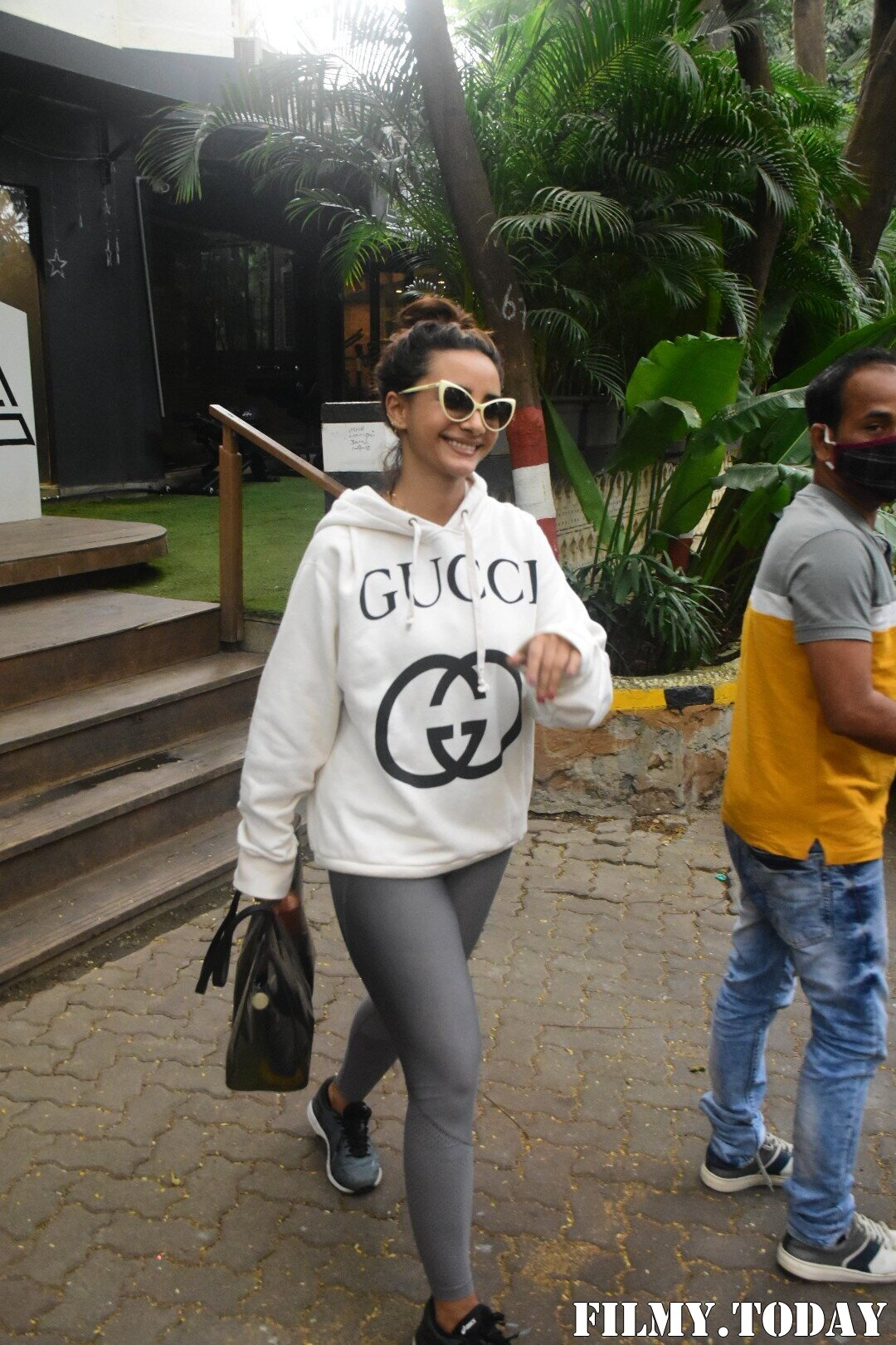 Patralekha - Photos: Celebs Spotted At Gym In Bandra | Picture 1756818