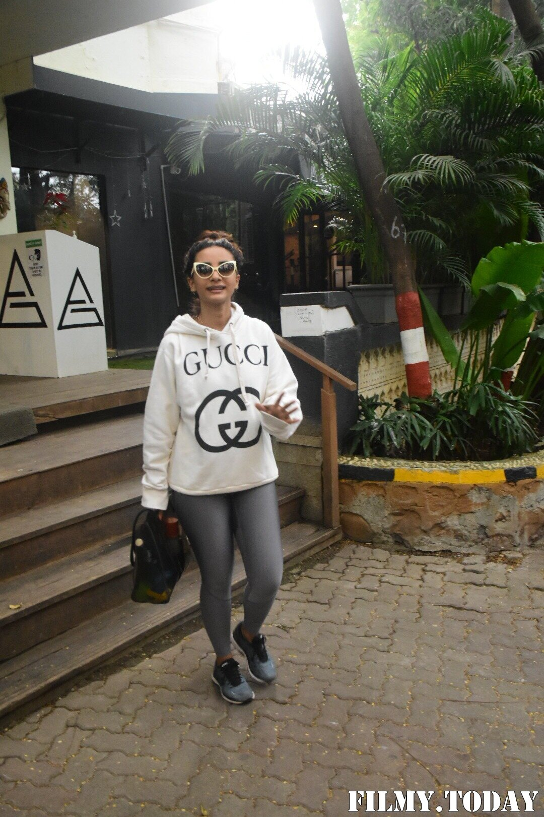 Patralekha - Photos: Celebs Spotted At Gym In Bandra | Picture 1756817
