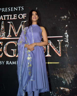 Digangana Suryavanshi - Photos: Teaser Launch Of 'The Battle Of Bhima Koregaon' | Picture 1756823