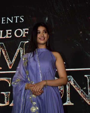 Digangana Suryavanshi - Photos: Teaser Launch Of 'The Battle Of Bhima Koregaon' | Picture 1756824