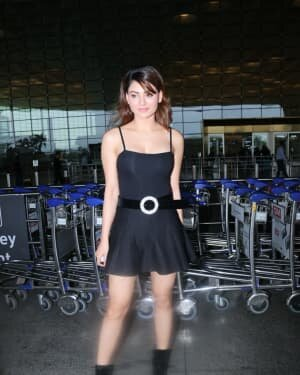 Urvashi Rautela - Photos: Celebs Spotted At Airport | Picture 1758050