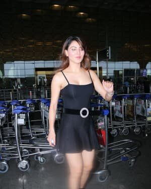 Urvashi Rautela - Photos: Celebs Spotted At Airport | Picture 1758051