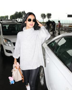 Sonal Chauhan - Photos: Celebs Spotted At Airport | Picture 1758067