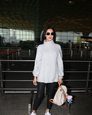 Sonal Chauhan - Photos: Celebs Spotted At Airport | Picture 1758071