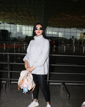 Sonal Chauhan - Photos: Celebs Spotted At Airport | Picture 1758069