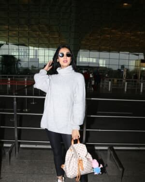 Sonal Chauhan - Photos: Celebs Spotted At Airport | Picture 1758070