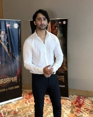 Shaheer Sheikh - Photos: Promotion Of Upcoming Show Paurashpur | Picture 1758091