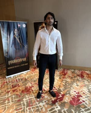 Shaheer Sheikh - Photos: Promotion Of Upcoming Show Paurashpur | Picture 1758090