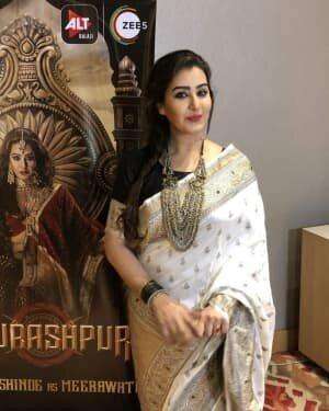 Shilpa Shinde - Photos: Promotion Of Upcoming Show Paurashpur | Picture 1758088