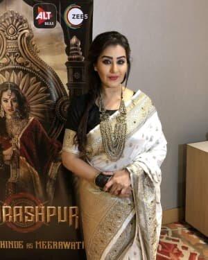 Shilpa Shinde - Photos: Promotion Of Upcoming Show Paurashpur | Picture 1758089