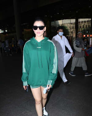 Urvashi Rautela - Photos: Celebs Spotted At Airport | Picture 1758464