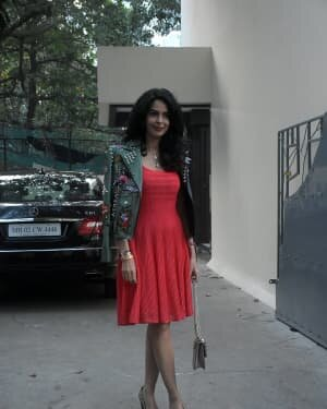 Mallika Sherawat - Photos: Celebs Spotted At Bandra | Picture 1758476