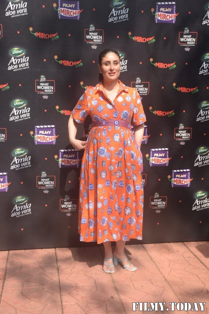 Photos: Kareena Kapoor At The Event Of Her Radio Show What Women Want | Picture 1758435