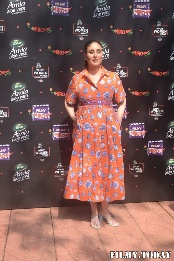 Photos: Kareena Kapoor At The Event Of Her Radio Show What Women Want   Picture 1758434