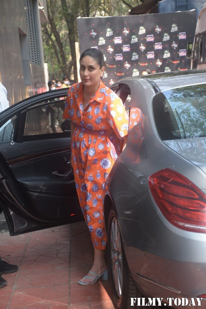 Photos: Kareena Kapoor At The Event Of Her Radio Show What Women Want   Picture 1758436