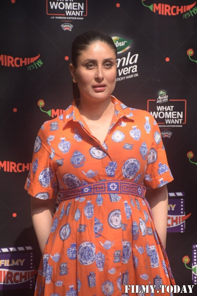 Photos: Kareena Kapoor At The Event Of Her Radio Show What Women Want   Picture 1758437