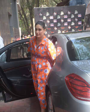 Photos: Kareena Kapoor At The Event Of Her Radio Show What Women Want | Picture 1758436