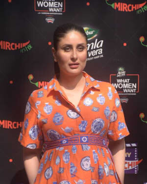 Photos: Kareena Kapoor At The Event Of Her Radio Show What Women Want | Picture 1758437