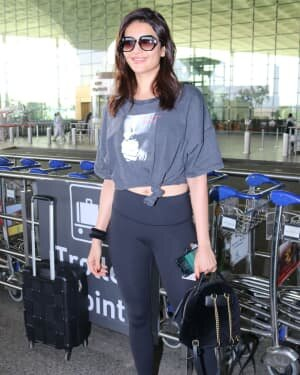 Karishma Tanna - Photos: Celebs Spotted At Airport | Picture 1758605