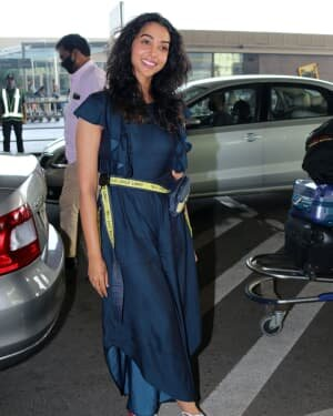 Anupriya Goenka - Photos: Celebs Spotted At Airport | Picture 1759468