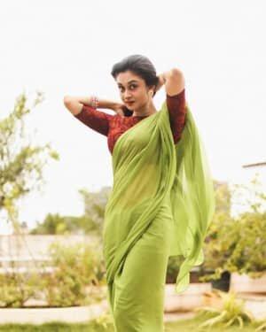 Aishwarya Arjun Latest Photoshoot | Picture 1760094
