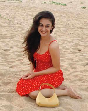 Aishwarya Arjun Latest Photoshoot | Picture 1760090