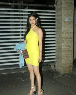Photos: Amyra Dastur Spotted At Bunty Sajdeh House | Picture 1760802