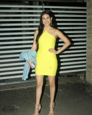 Photos: Amyra Dastur Spotted At Bunty Sajdeh House | Picture 1760801