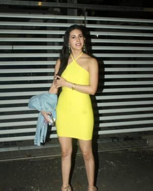 Photos: Amyra Dastur Spotted At Bunty Sajdeh House | Picture 1760804
