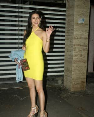 Photos: Amyra Dastur Spotted At Bunty Sajdeh House | Picture 1760806
