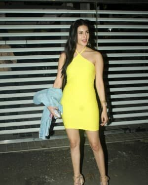 Photos: Amyra Dastur Spotted At Bunty Sajdeh House | Picture 1760805