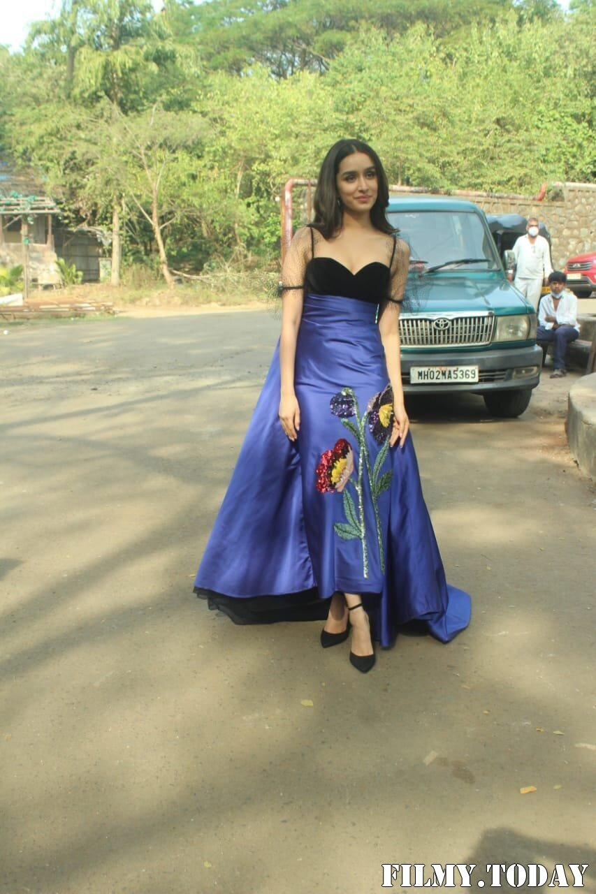 Shraddha Kapoor - Photos: Celebs At Indian Pro Music League Shoot At Filmcity   Picture 1760739