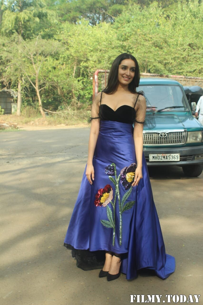 Shraddha Kapoor - Photos: Celebs At Indian Pro Music League Shoot At Filmcity | Picture 1760738